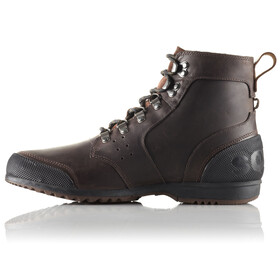 Sorel M's Ankeny Mid Hiker Boots Tobacco, Black